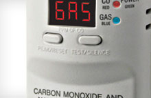 Universal Security Hardwired Carbon Monoxide Alarms, CO Detectors