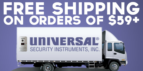 Free Shipping On USI Store Orders