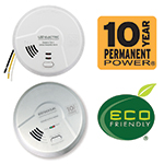 10 Year Sealed Battery Alarms