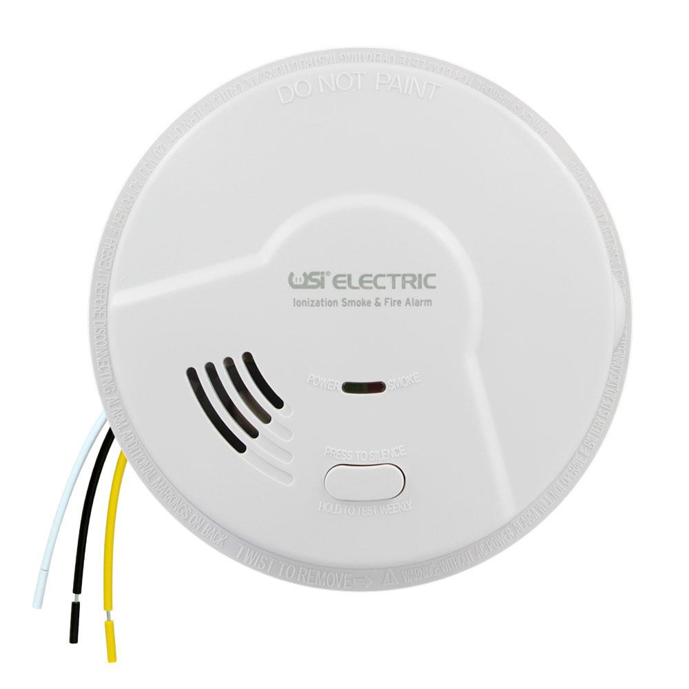 usi electric smoke detector manual