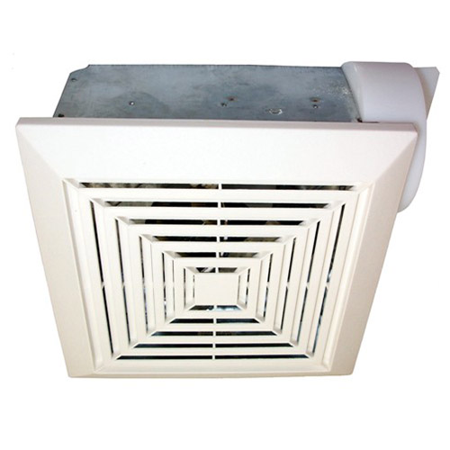USI Electric Bath Exhaust Fan with Custom-Designed Motor, 110 CFM (BF-1104)