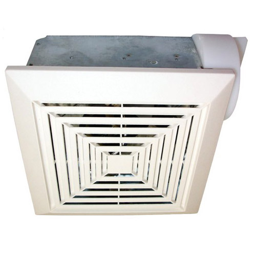 usi bath exhaust fan with 4 vent and custom designed motor bf 5