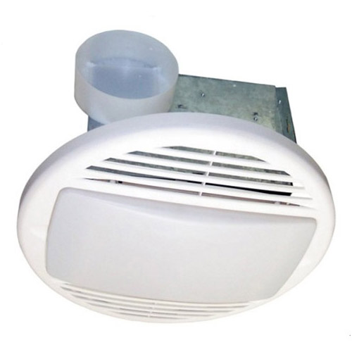 Usi Bath Exhaust Fan With Custom Designed Motor And 100 Watt Lamp Bf 704l Universal Security