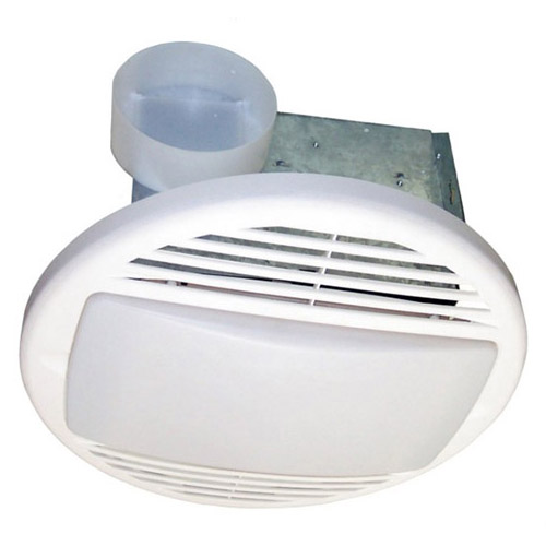 USI Bath Exhaust Fan With Custom Designed Motor And 26 Watt Fluorescent Light