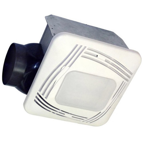 USI Electric Energy Star Qualified Bath Exhaust Fan with Nightlight and Fan Light, 80 CFM (BF-806L52UQ)