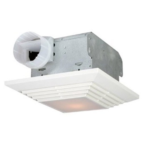 Usi Bath Exhaust Fan With Custom Designed Motor And 100 Watt Lamp Bf 904l Universal Security