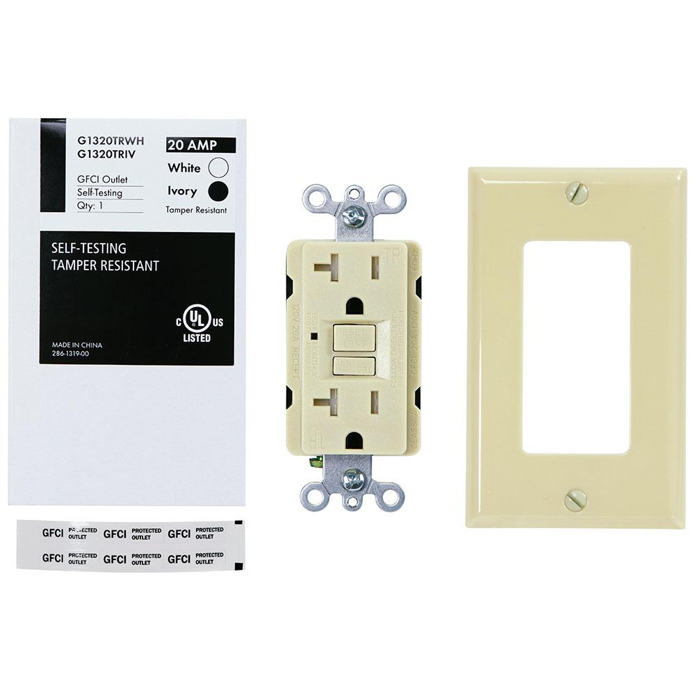 exelent 120v 20 amp receptacle component