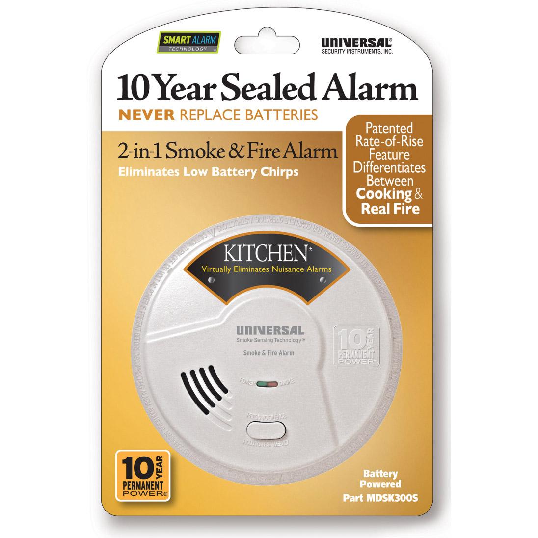 Kitchen Smoke Detectors