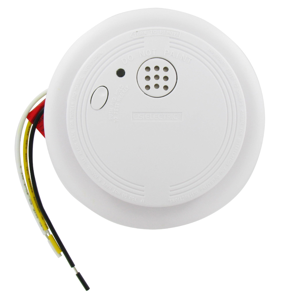 USI Hardwired Smoke and Fire Alarm