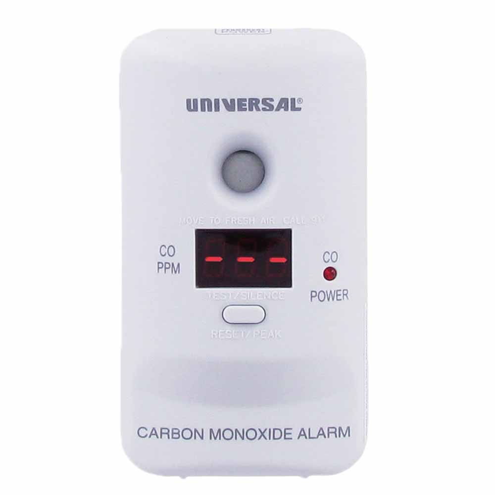 USI Apartment/Condo Smoke, Fire & Carbon Monoxide Bundle, 6 Alarms for Full Room Coverage