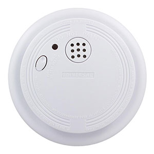 USI Battery-Operated Photoelectric Smoke Alarm (SS-901-LR-6P)