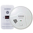 USI 10 Year Alarm Starter Kit, Smoke, Fire & Carbon Monoxide Bundle