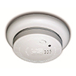 USI Electric 10-Year Lithium Battery-Operated Ionization Smoke Alarm USI-1122L
